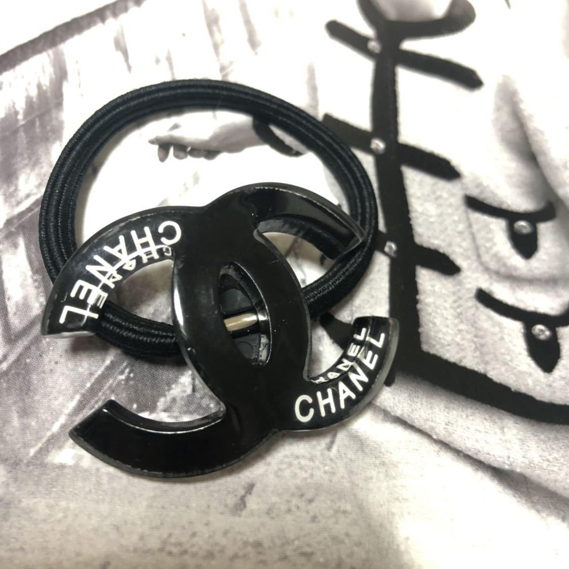 e62df2937f9b 代購代標第一品牌- 樂淘letao - CHANEL シャネルヘアゴム☆ノベルティー ...