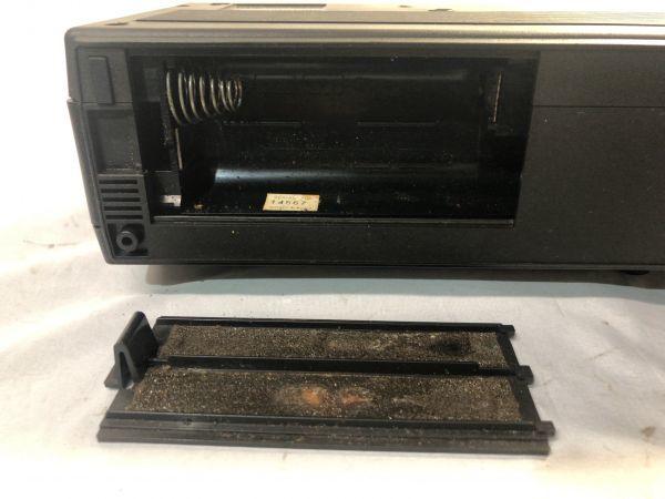 希少 BCLラジオ SONY ソニー ICF-6500 マルチバンドレシーバー / FM/MW/SW1/SW2/SW3 / 昭和 レトロ 部品取り ジャンク_画像10