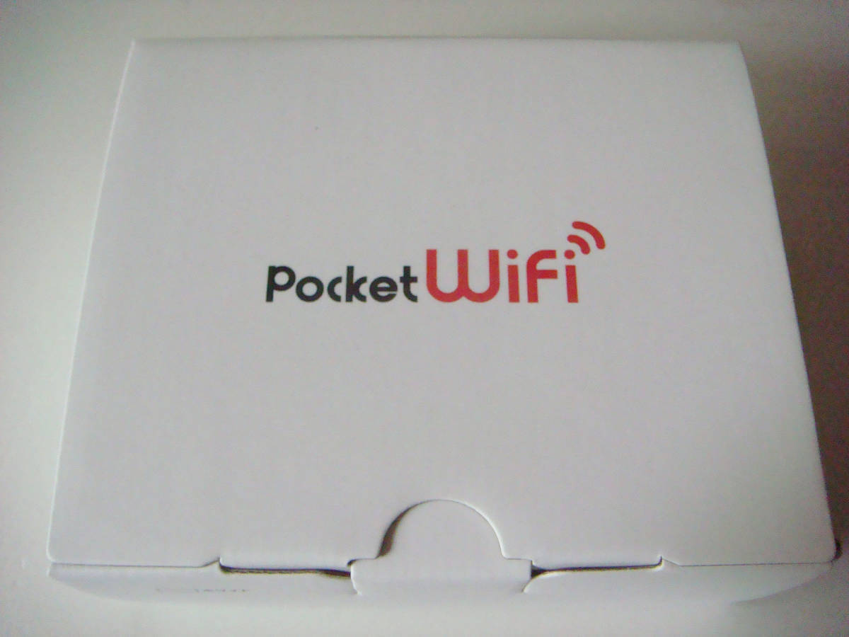 新品 Y!mobile Pocket WiFi 603HW ブラック 一式セット お昼までのお支払いで当日発送_画像2