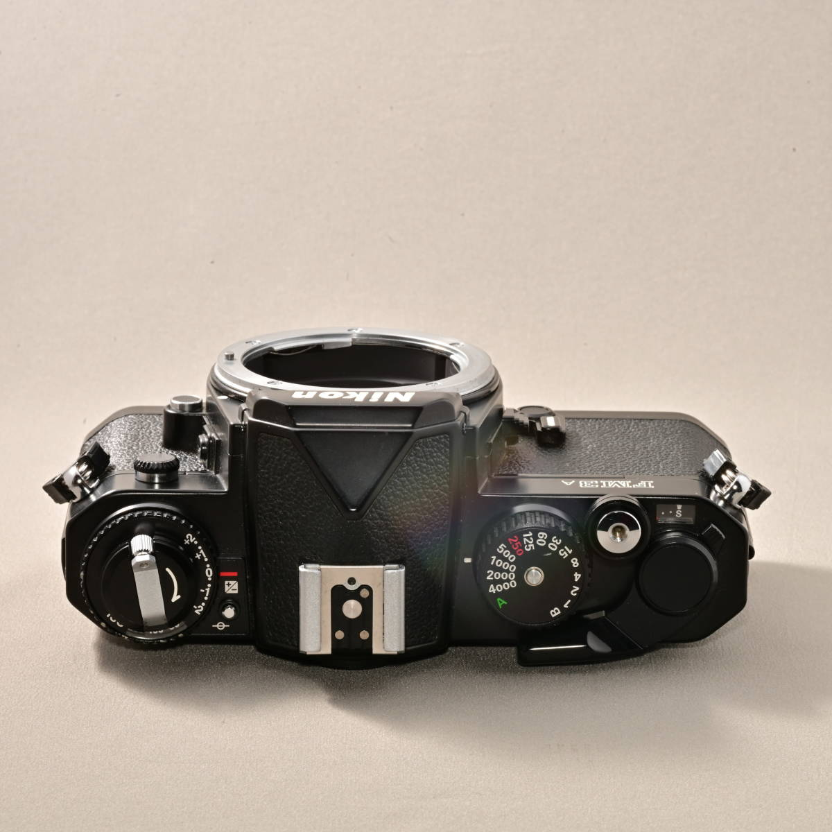ニコン NIKON FM3A + NIKKOR 45mm F2.8P_画像7