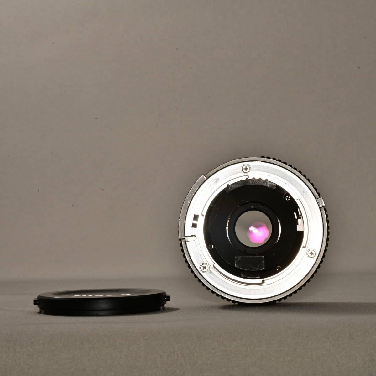 ニコン NIKON FM3A + NIKKOR 45mm F2.8P_画像9
