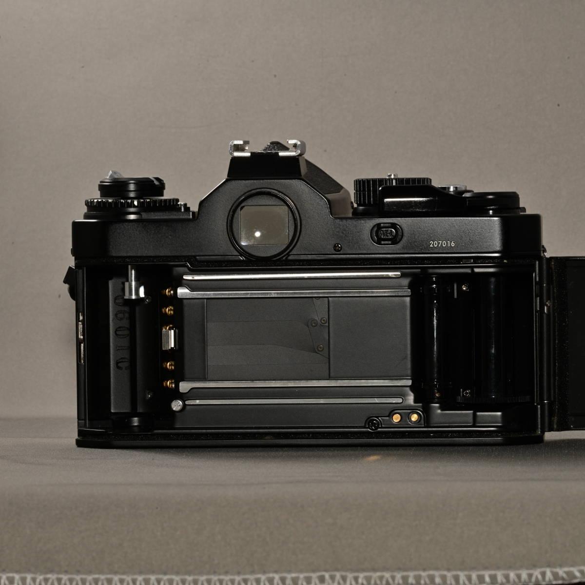 ニコン NIKON FM3A + NIKKOR 45mm F2.8P_画像10