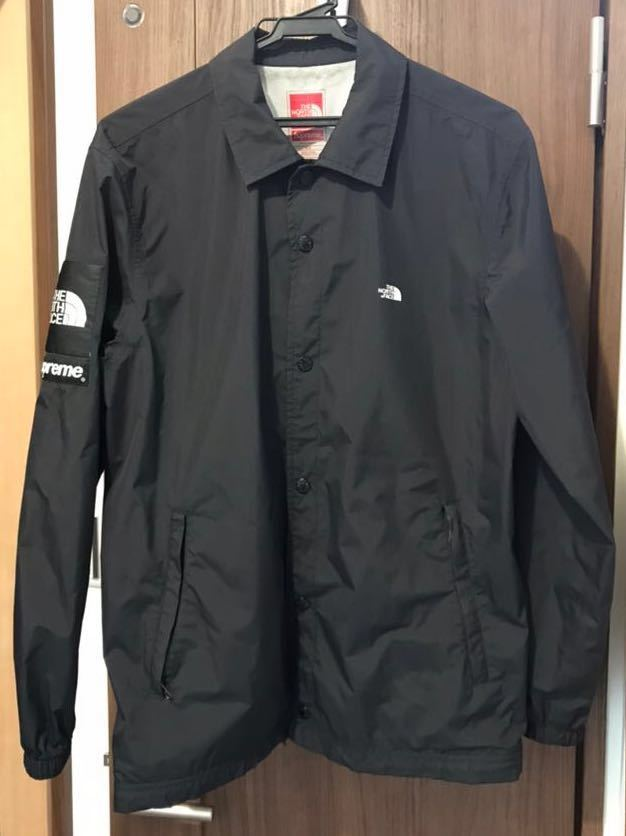 supreme the north face packble coaches 15ss