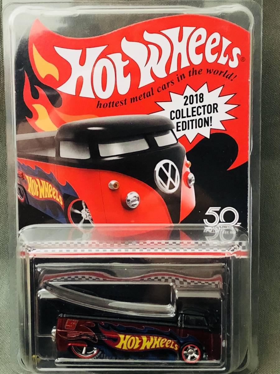 Hot Wheels ]VW DRAG TRUCK Volkswagen drug truck not for sale