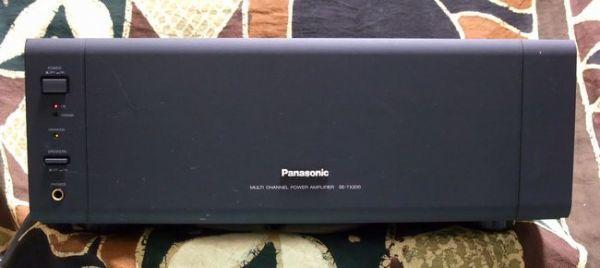 Panasonic SE-TX200 パワーアンプ 動作品