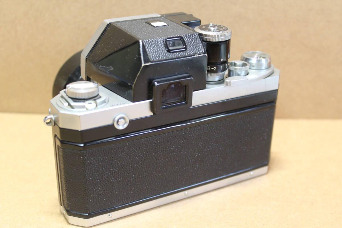 ニコンF フォトミックファインダー 50mmF2  中古品_画像2