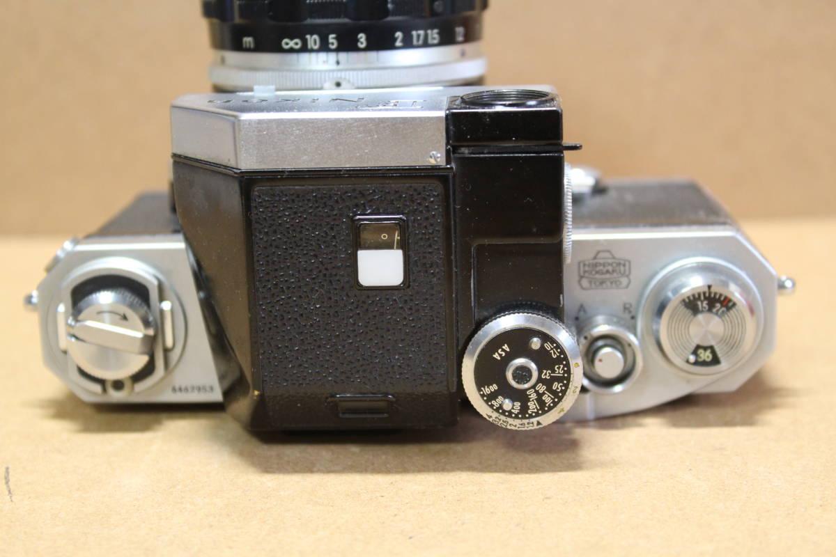 ニコンF フォトミックファインダー 50mmF2  中古品_画像3