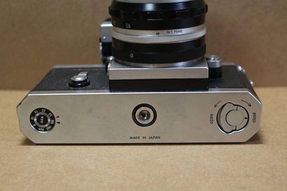 ニコンF フォトミックファインダー 50mmF2  中古品_画像4
