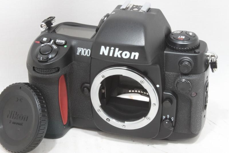 NIKON ニコン F100 ボディ [2208685]