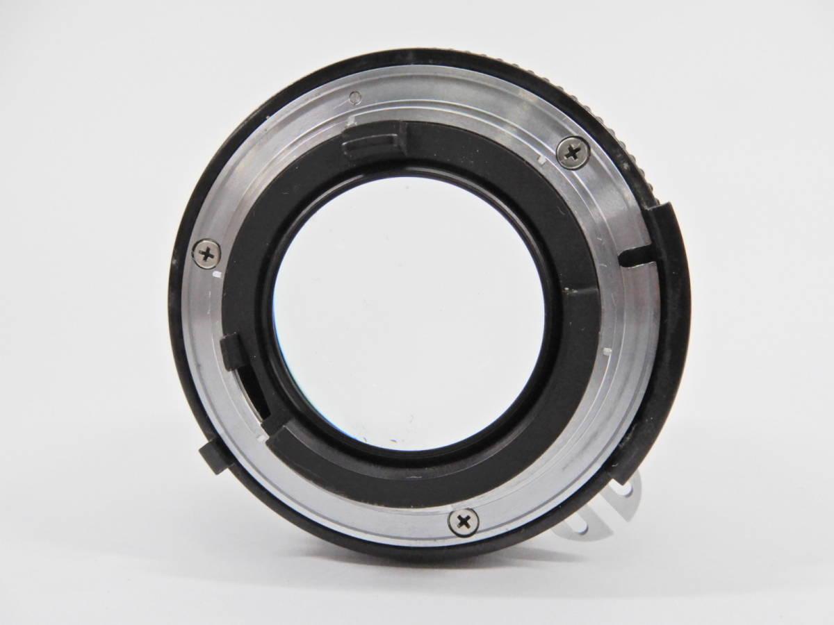 Nikon ニコン F2 ブラック NIKKOR 50mm 1:1.4 一眼レフ カメラ レンズ 付き シャッター確認済_画像9