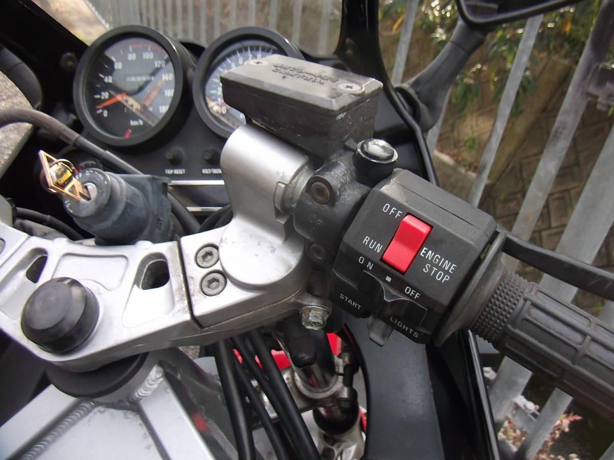 カワサキ なんと5734km! GPZ400R 綺麗な一台! ニンジャ_画像6