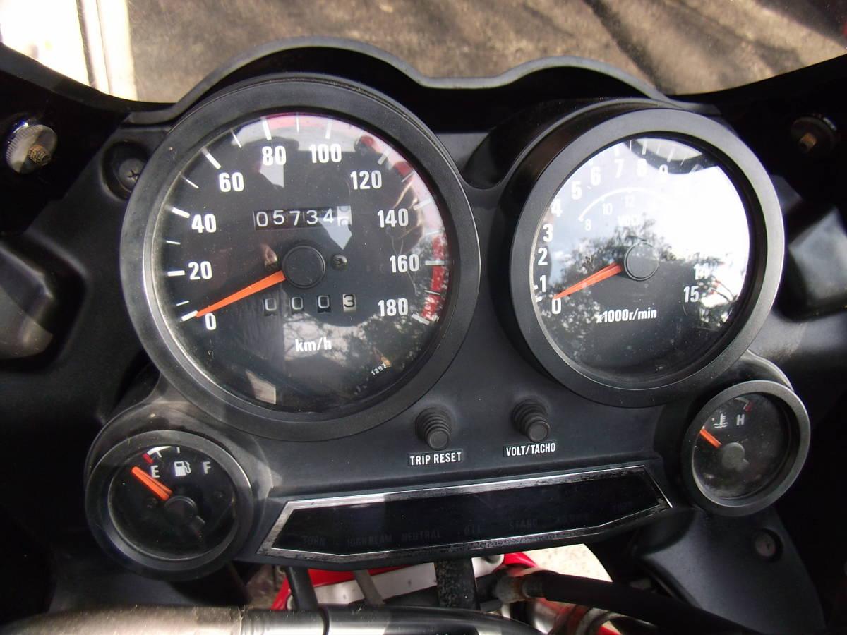 カワサキ なんと5734km! GPZ400R 綺麗な一台! ニンジャ_画像9