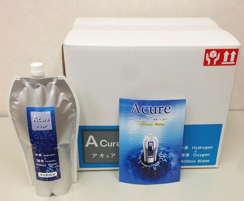 12 Специальный высокой концентрации водорода воды 1000ml новый желудок чистой воды вкусный водорода