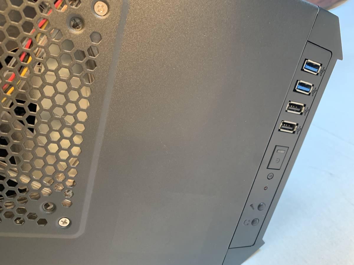 【自作PC】 Win10 / i7 4770s 3.1GHz /asus Z87-A / ZOTAC GeForce / SSD240GB /2.5 1TB / HDD 3TB ×5 2TB×1 / BD-RW/ 800W_画像7
