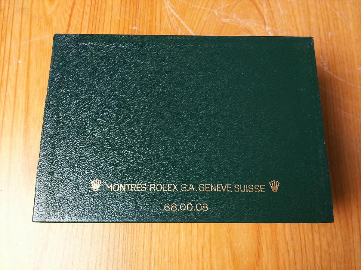 S1-26 ★ロレックス★空き箱 _画像8