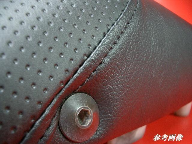 【日本製】■ZX-10 ZX10 カスタム シート表皮 ノンスリップ ピースクラフト DD_画像5