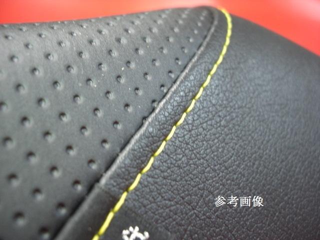 【日本製】座面ディンプル■GPZ750R/GPZ900R カスタム シート表皮 シートカバー ノンスリップ ピースクラフト KK_画像6