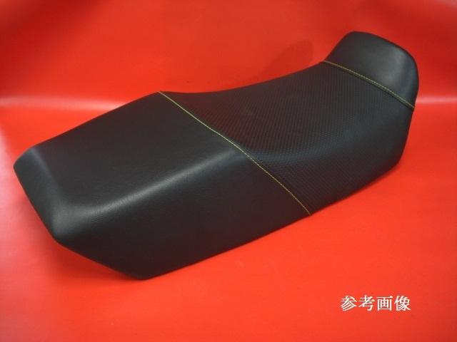 【日本製】座面ディンプル■GPZ750R/GPZ900R カスタム シート表皮 シートカバー ノンスリップ ピースクラフト KK_画像5
