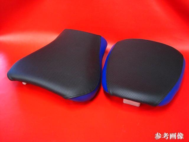【日本製】■GSX1300R 隼/ハヤブサ (メイン/タンデム) ノンスリップ シートカバー シート表皮  ピースクラフト UC_画像7