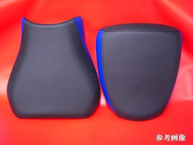 【日本製】■GSX1300R 隼/ハヤブサ (メイン/タンデム) ノンスリップ シートカバー シート表皮  ピースクラフト UC_画像4