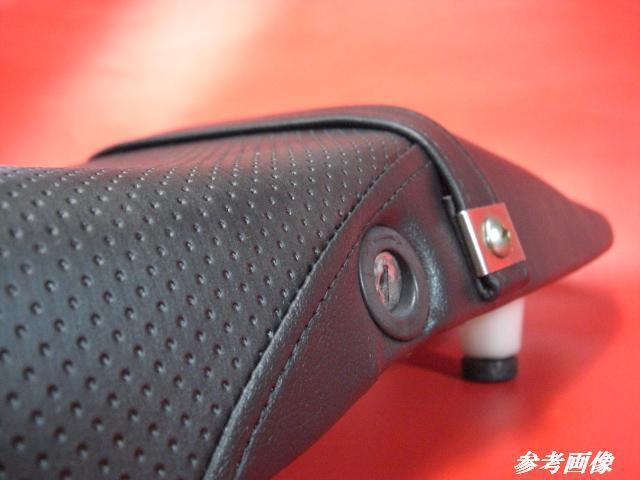【日本製】■TZR250(1KT) ノンスリップ カスタム シートカバー シート表皮 ピースクラフト UC_画像5