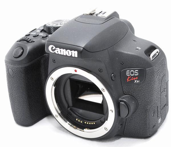 【超美品】Canon キヤノン EOS Kiss X9i 動作未確認 ジャンク扱い