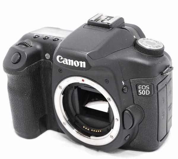 【超美品】Canon キヤノン EOS 50D 動作未確認 ジャンク扱い