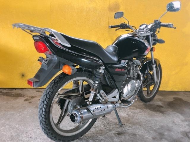 SUZUKI EN125 4サイクル エンジン良好 全国陸送出来ます!熊本から_画像5
