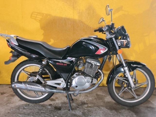 SUZUKI EN125 4サイクル エンジン良好 全国陸送出来ます!熊本から_画像6