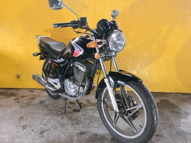 SUZUKI EN125 4サイクル エンジン良好 全国陸送出来ます!熊本から_画像7