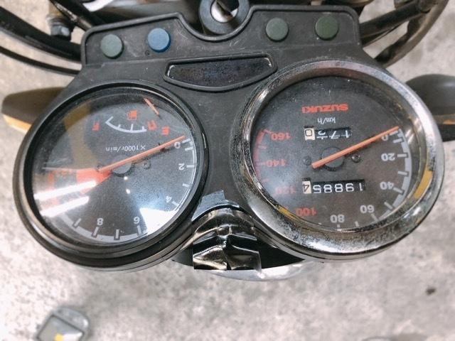 SUZUKI EN125 4サイクル エンジン良好 全国陸送出来ます!熊本から_画像9
