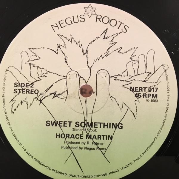 ★Horace Martin/Zuggy Zuggy★KILLER ROOTS!!_画像2