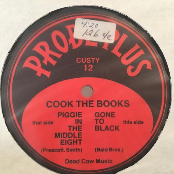 ★Cook The Books/Piggie In The Middle Eight★DENNIS BOVELL!NEW WAVE REGGAE!_画像2