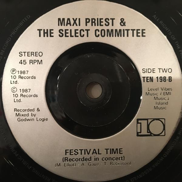 ★Maxi Priest/Some Guys Have All The Luck★メロウ名曲カバー!_画像3