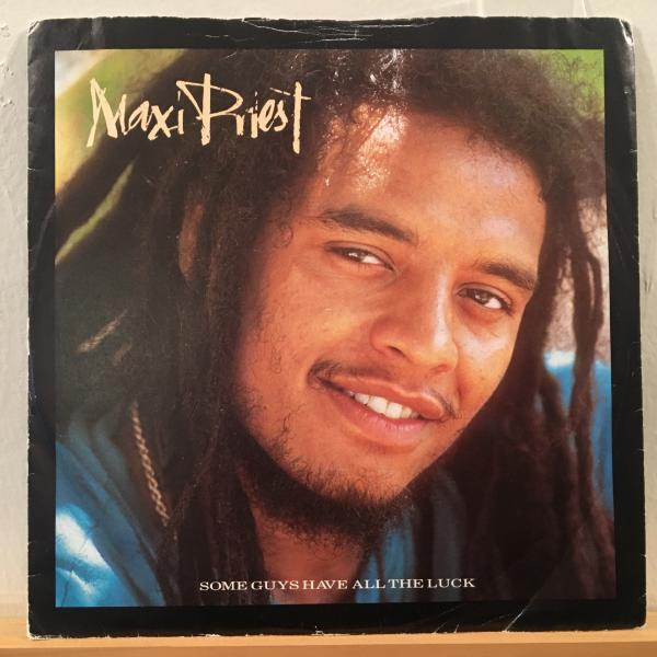 ★Maxi Priest/Some Guys Have All The Luck★メロウ名曲カバー!_画像1