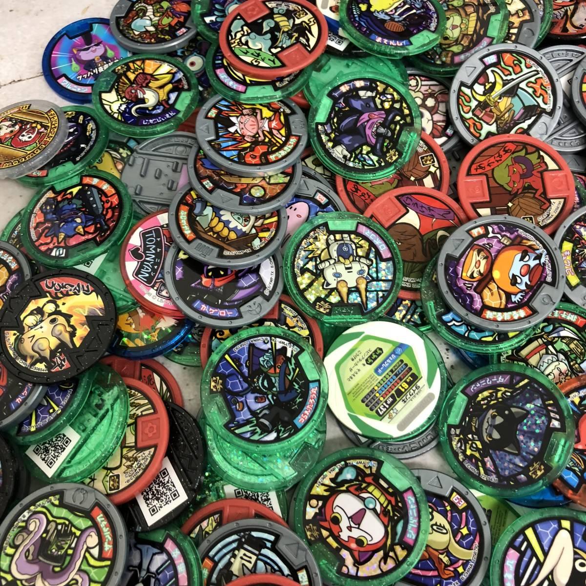 超大量 まとめて 妖怪ウォッチ メダル カード ウォッチ などいろいろ_画像4