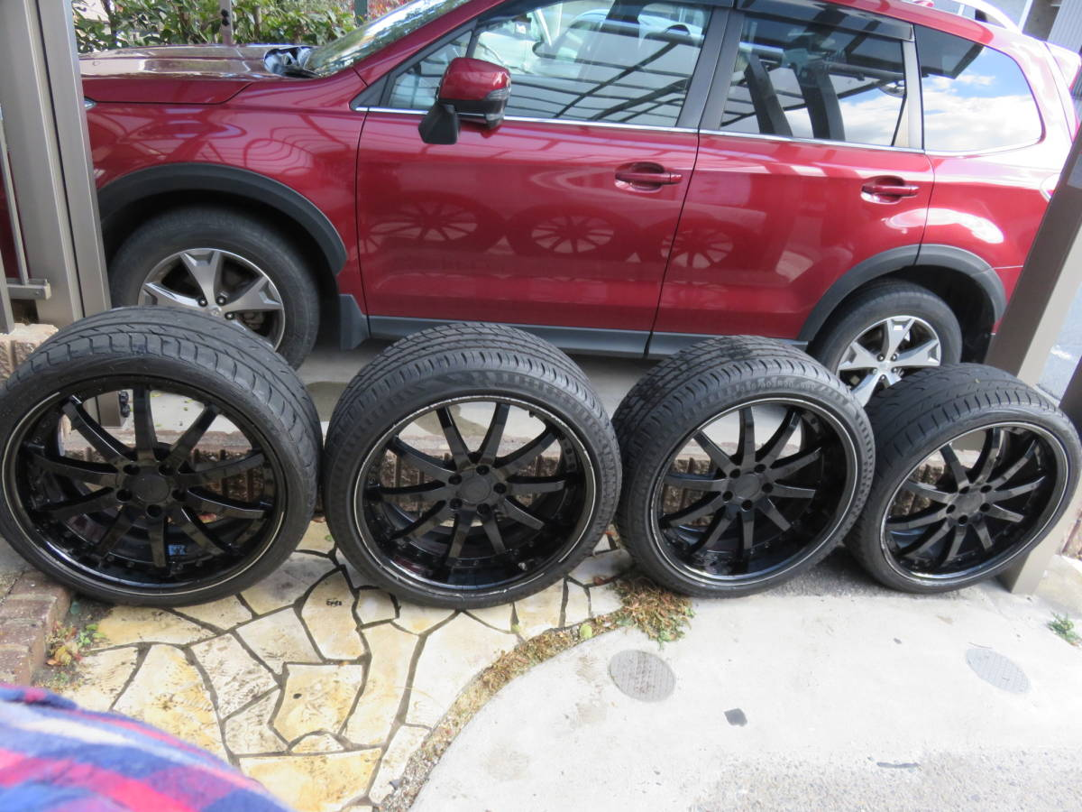 Work Gnosis Gs1 8 Amount Of Crown Tire Attaching 20 Inch