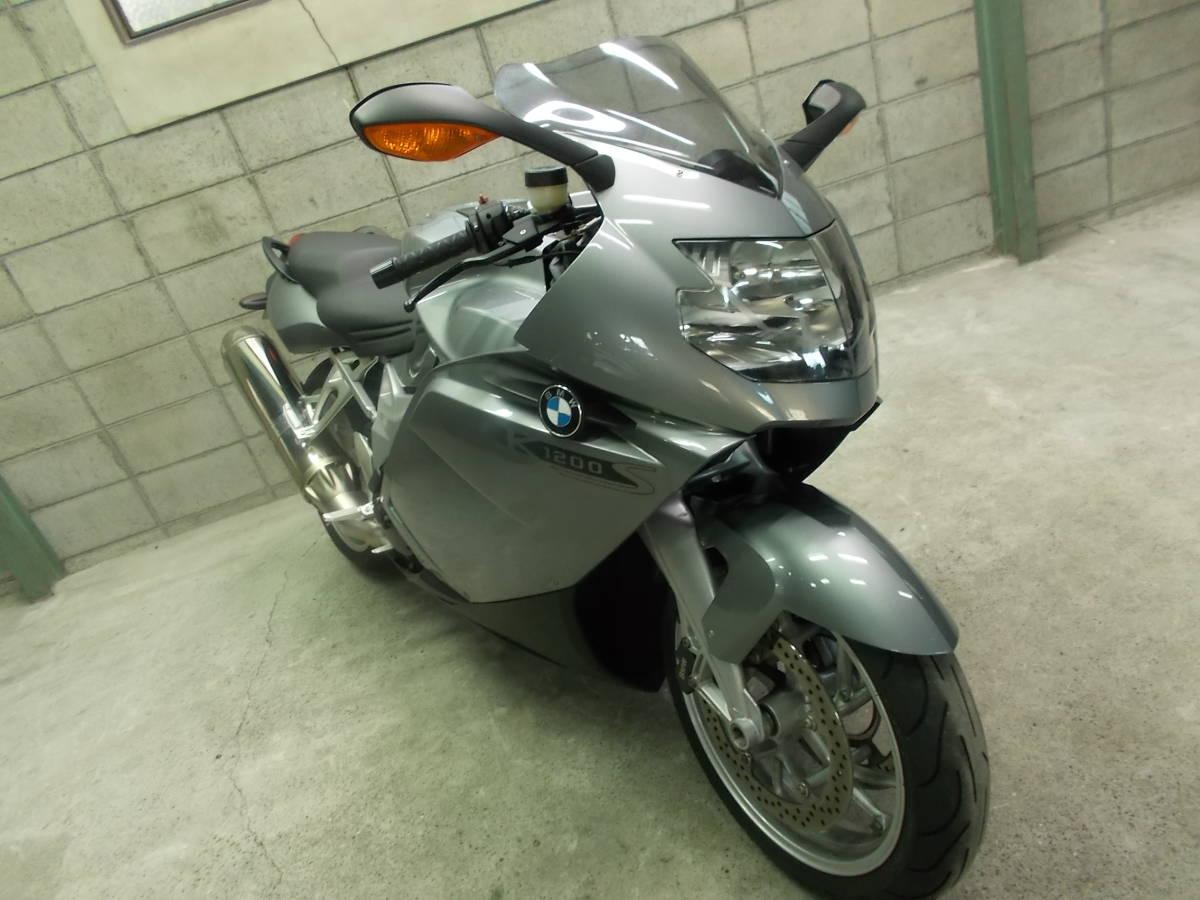 BMW K1200S 超程度 車検付き_画像2