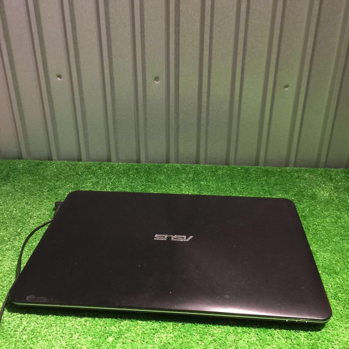 1円~ ASUS エイスース ノートパソコン PC X555U i5-6200U 2.3GHz 4GB Windows10 アダプター付 100サイズ (149)_画像5