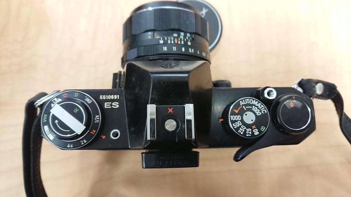 28404 ASAHI PENTAX アサヒ ペンタックス ELECTRO SPOTMATIC ES エレクトロ スポットマチック レンズ2本セット 詳細は写真をご覧ください_画像6