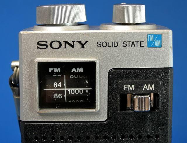 ★ SONY TFM-4500 FM/AMラジオ ジャンク品 ★_画像6