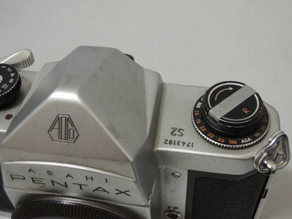 ASAHI PENTAX S2 SPF SP アサヒ ペンタックス 5台まとめ + レンズ オリンパス G.zuiko Asahi opt Auto-Takumar など付属品含む 0110_画像3