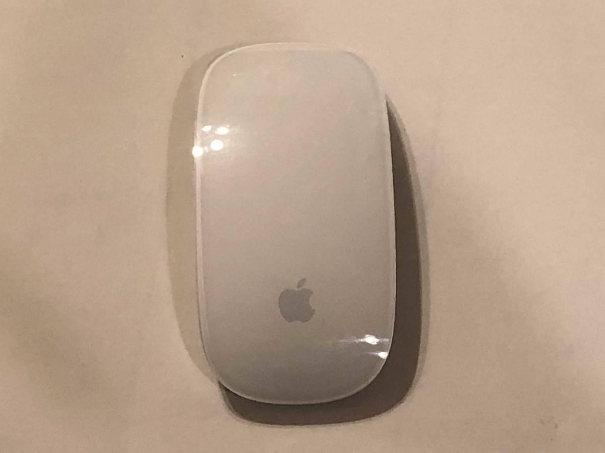 【キーボードとマウスのセット】Apple Wireless Keyboard 2009 USキー 英語 & Magic Mouse Bluetooth 中古 完動品 純正品 レターパック_画像4