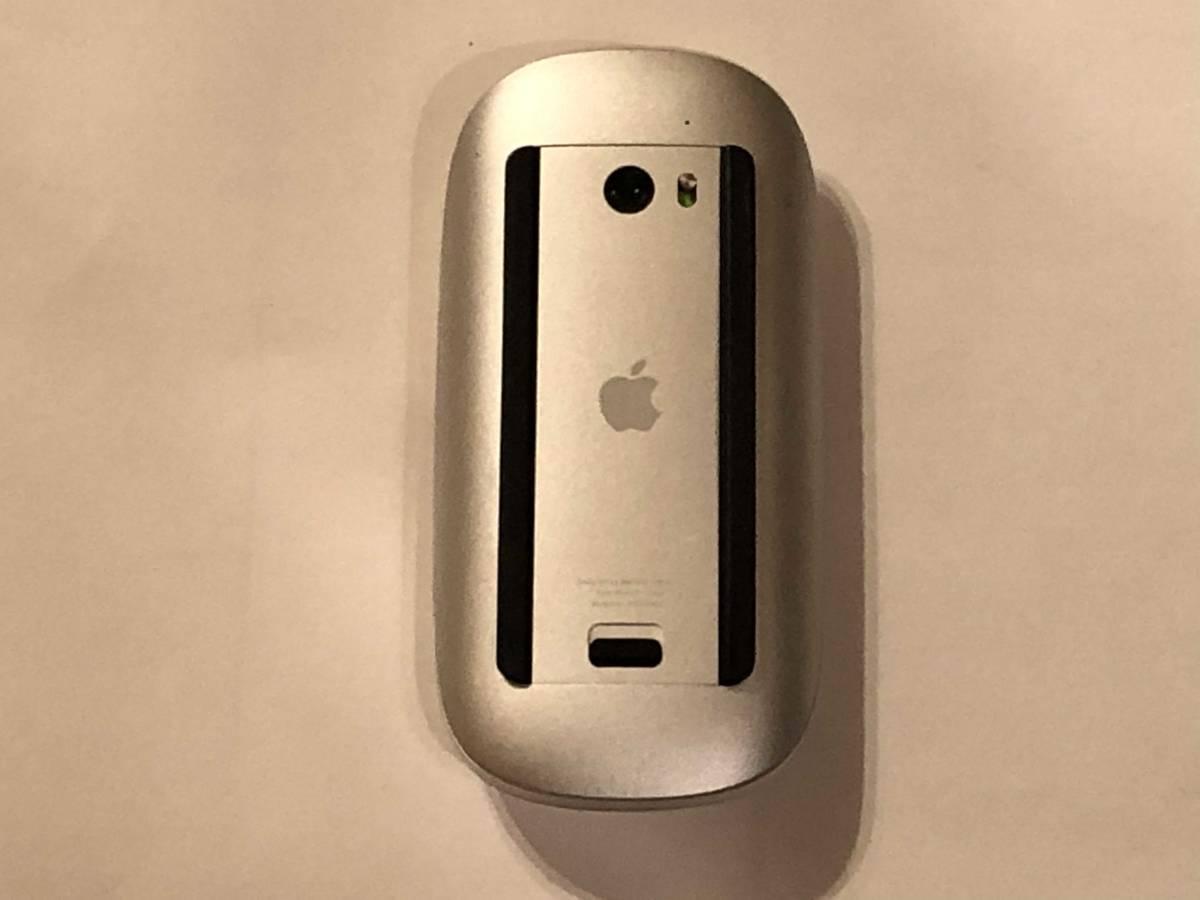 【キーボードとマウスのセット】Apple Wireless Keyboard 2009 USキー 英語 & Magic Mouse Bluetooth 中古 完動品 純正品 レターパック_画像5