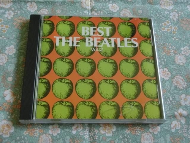 ※ザ・ビートルズアルバム「BEST THE BEATLES Vol.2」