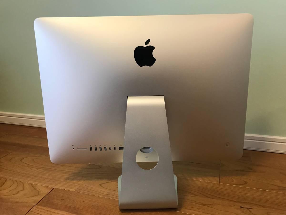 """***昨日まで使用 ME086J/A Late2013 iMac 2.7GHzクアッドコアIntel Core i5プロセッサ  21.5"""" 8GB 1TB***_画像4"""