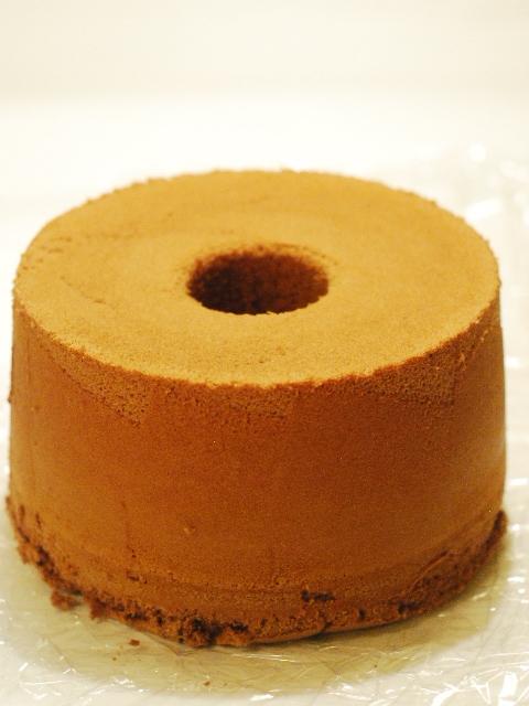 ケーキ ココア シフォン クリームとろーり!ココアの生シフォン 作り方・レシピ