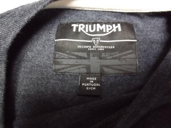 トライアンフ TRIUMPH ヴィンテージTシャツ キャップセット グッズ //ボンネビル スクランブラー デイトナ_画像3