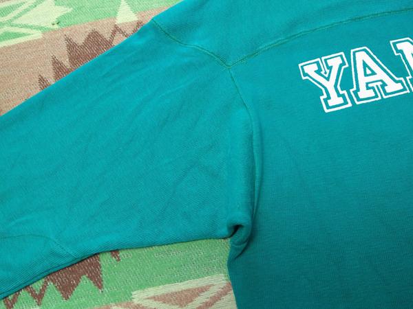 YAMAHA モーターサイクル【チャンピオン】70s フットボール Tシャツ XL★ビンテージ ヤマハ モトクロス ランタグ ハーレー 好きに40s50s60s_画像4