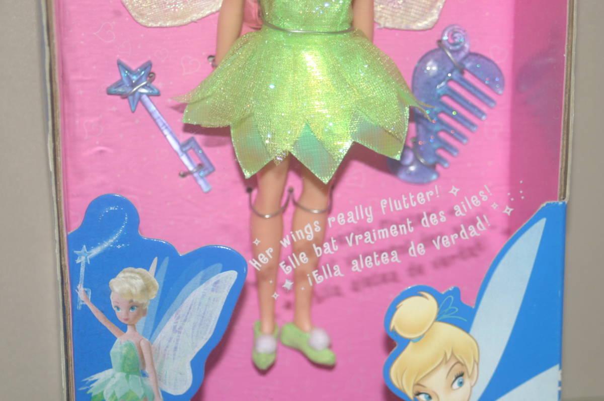 ディズニー ピーターパン2 ティンカーベル スクリーンファッションドール 人形 フィギュア トミー TOMY_画像4